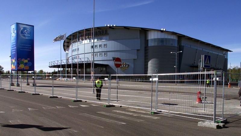 2002: Saku Suurhall Arena, Estonya Kapasite: 10000 Açılış: 2001