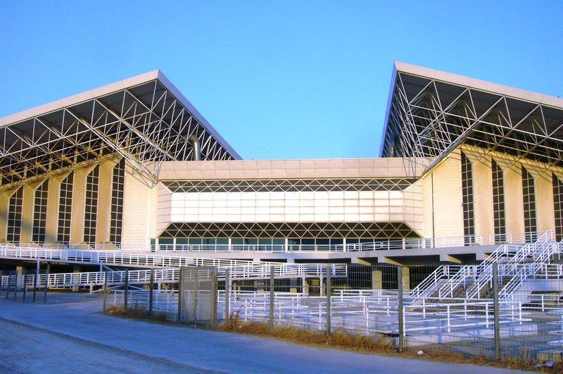 2006: Olympic Indoor Hall, Yunanistan Kapasite: 19250 Açılış: 1995