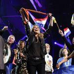 Eurovision Şarkı Yarışması'nda Hollanda