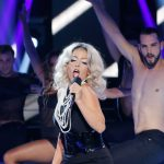 Eurovision Artist Imitated Lady Gaga