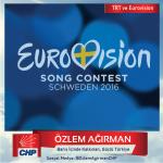 CHP'den Eurovision'a Destek