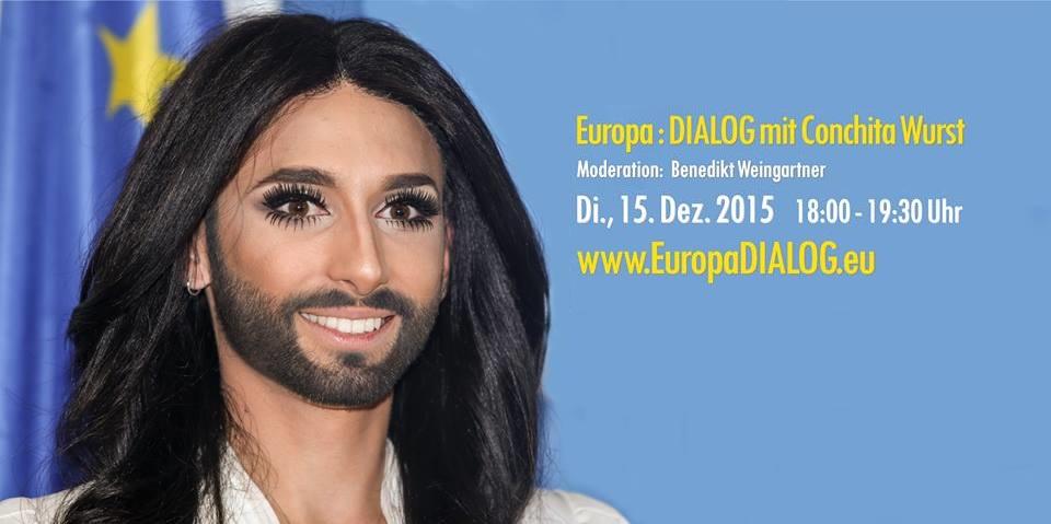 Europa: DIALOG Conchita Wurst