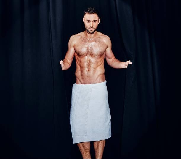 Italian sexy man naked