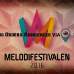 #Melodifestivalen2016 Semi-final Running Order Announces Tomorrow!