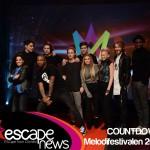 #Melodifestivalen 3. Yarı Final Takvimi (Türkiye Saatiyle)