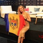 "Lidia Isac : ""I support Ovidiu, and wish him all the best! """