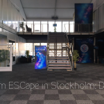We Are in Stockholm: Day 1