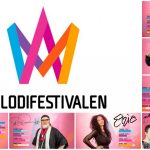 Poll: Who will be top 2 at 2nd SF of Melodifestivalen?
