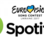 #Spotify Statistics of #Eurovision2017 Songs