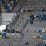 Ukrayna'dan Seyirci Koltukları İçin İlginç Çözüm