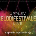 Melodifestivalen Biletleri Bugün Satışa Çıkıyor