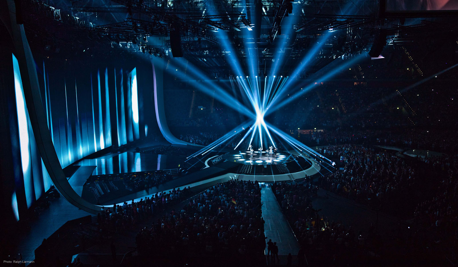 Exclusive: Here is the Designer of Eurovision 2018 Stage! – ESCape News