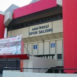Abdi İpekçi Spor Salonu Yıkılıyor!