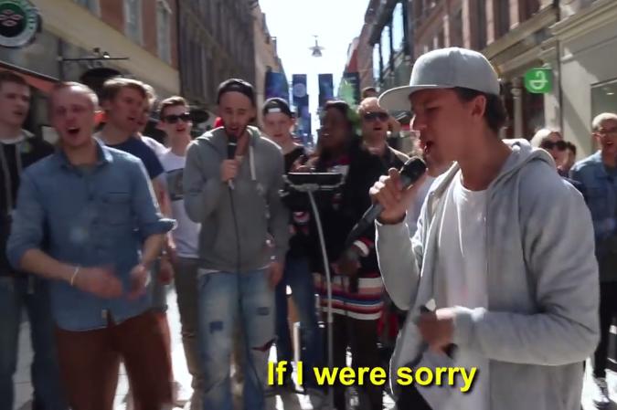 Frans Sweden Eurovision 2016